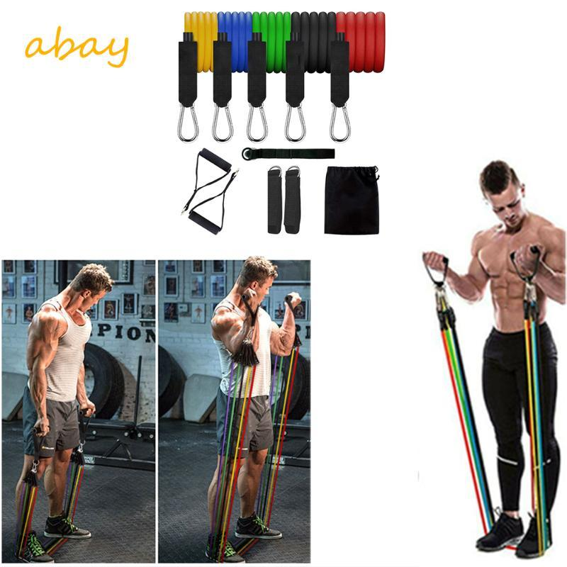 Resistance Bands Exercise At Home Gym Sport Equipment Yoga Pilates Expander Workout Training Apparatus Rubber Booty Band Fitness