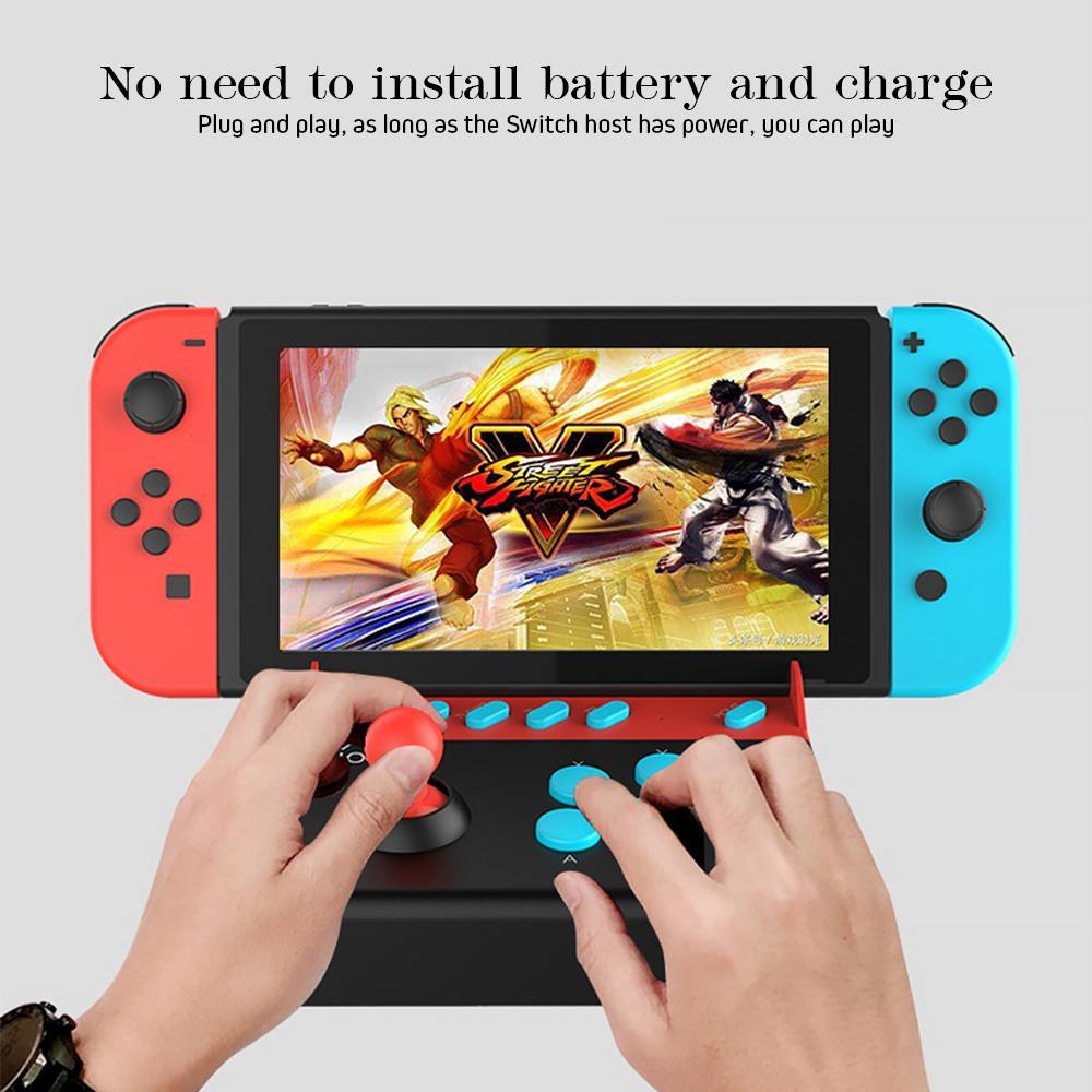 IPEGA PG-9136 Joystick para Nintendo Switch Plug Play Single Rocker Control Joypad Gamepad para Nintendo Switch Game Console
