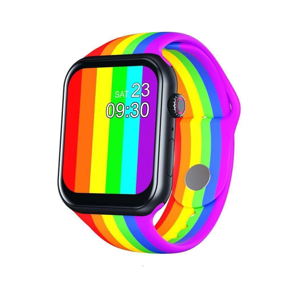Nouveau Z20 Grand écran couleur 1,78 pouce Sports Récompense cardiaque oxygène Surveillance de l'oxygène de la voix Rappel vocal intelligent fr