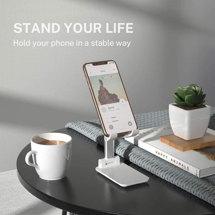 Горячая распродажа складной стол держатель телефона держатель для iPhone iPad универсальный портативный складной расширенный металлический настольный планшетный столик таблетки