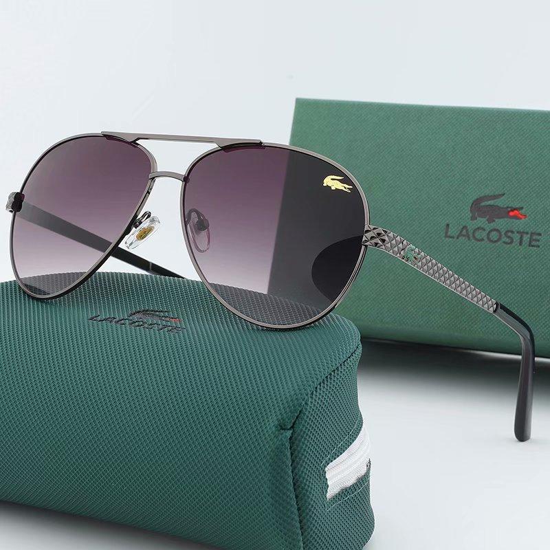 Nuevo diseño de moda las gafas de sol sencilla C1899 estructura metálica cuadrada y protección UV400 estilo generoso vidrios de calidad superior