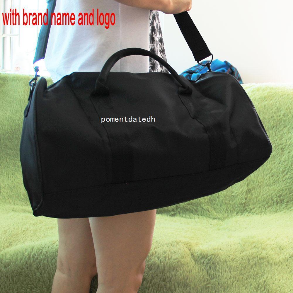 Exercice 2019 Nouveau sac de bagages durable / sports de plein air C Yoga Sports Sac de pliage / sac de voyage Sac / Gym Duffle 8USLQ QYNF VGPQA