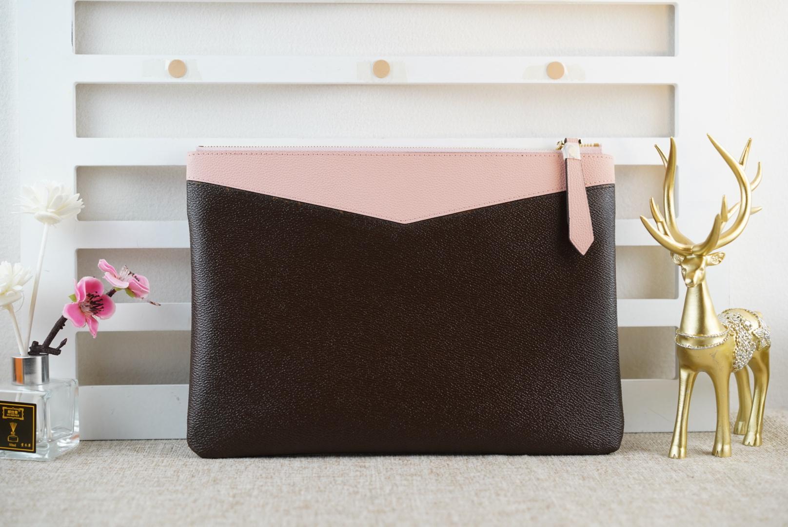 2021 nouveau sac d'embrayage sacs à main sac véritables sacs à glissière en cuir véritable Sacs de crochebody Sac de concepteur Sac à main vient avec une boîte