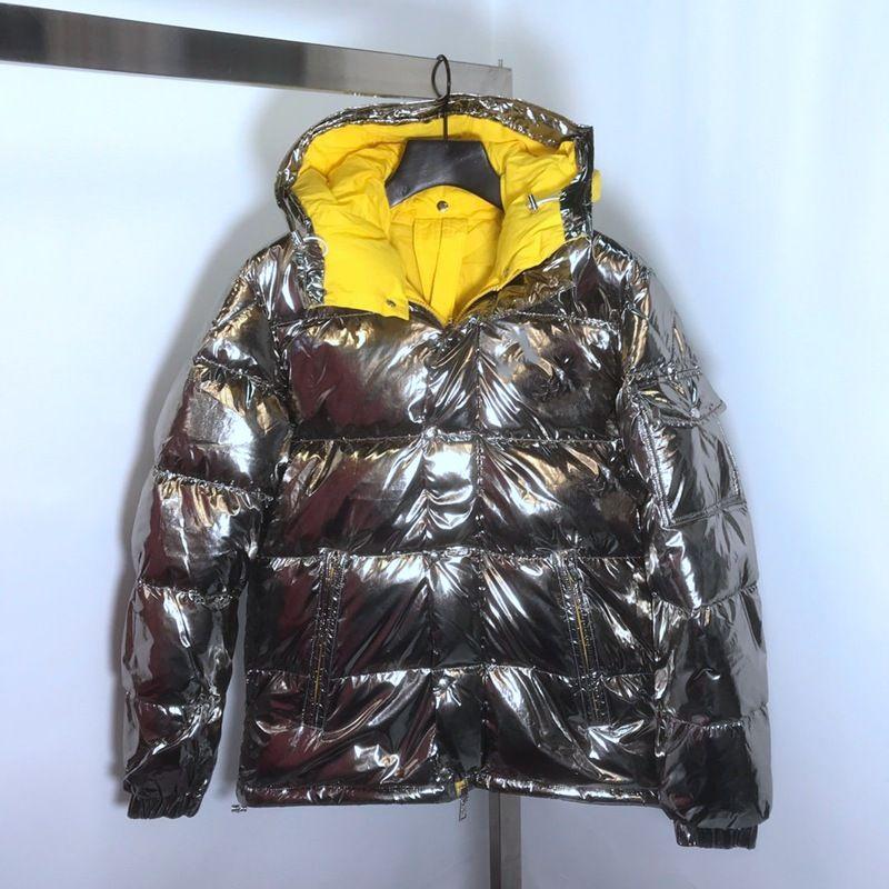 Wear On Both Sides Winter Jacket Parka Men Women Classic Casual Down Coats Mens Stylist Outdoor Warm Jacket High Quality Unisex Coat Outwear