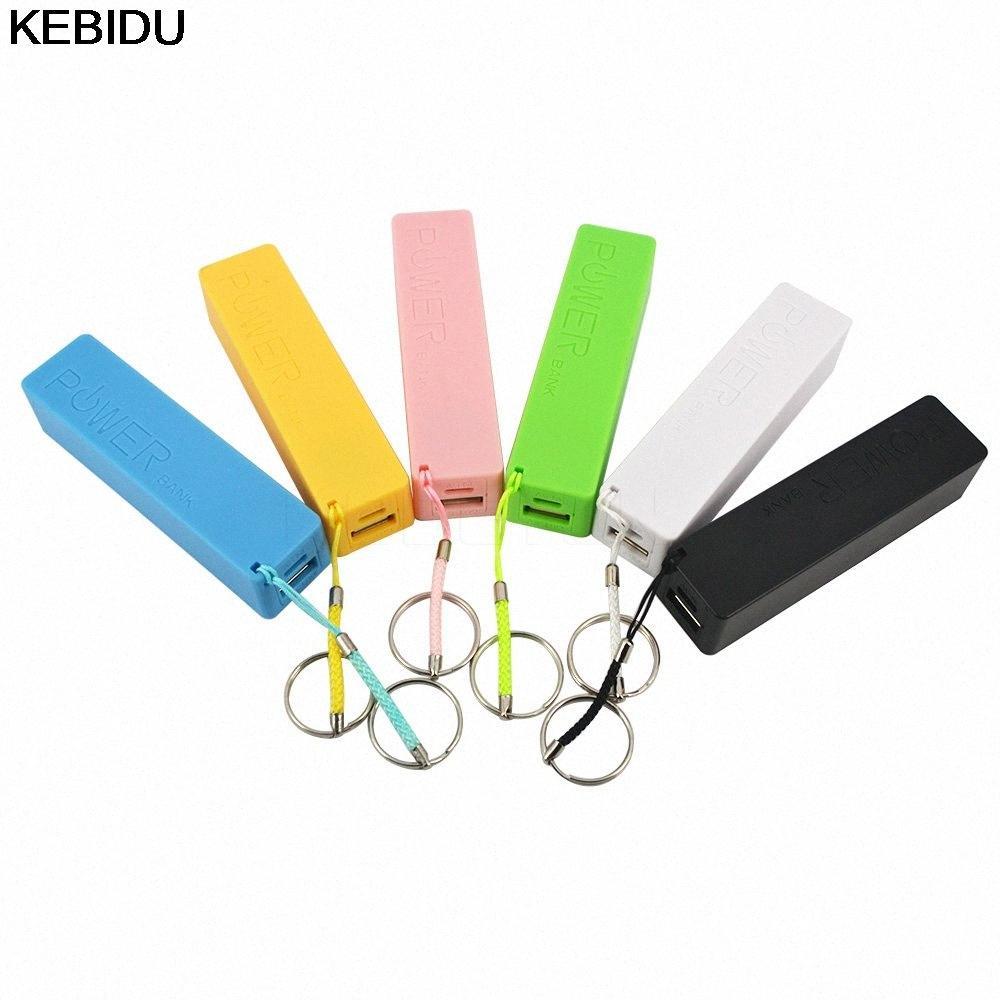 Batterie de stockage portable Boîte Banque d'alimentation Kit Case 18650 Chargeur de batterie Boîte Pour Holder Samsung Galaxy 2pcs / lot cwEf #