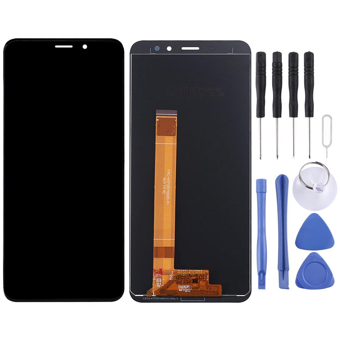 Écran LCD et numériseur Assemblage complet de Meizu Meilan S6 M6S M712H M712Q