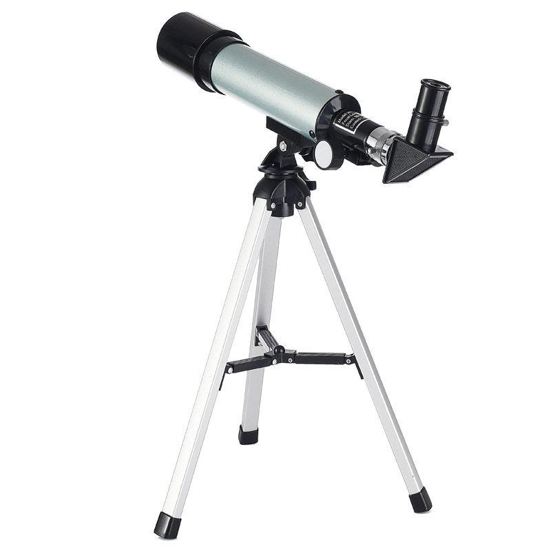 F360X50 Professional HD Telescópio Astronómico Monocular com tripé Refractor Spyglass Zoom High Power Spotting Scopes Powerful