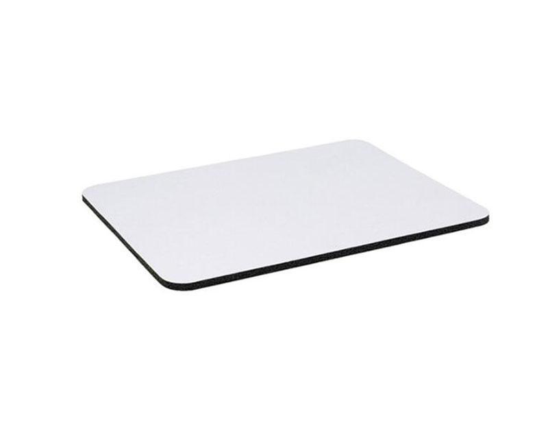 Süblimasyon Boş Mouse Pad Isı Termal Transfer Baskı DIY Kişiselleştirilmiş Kauçuk Mouse Pad