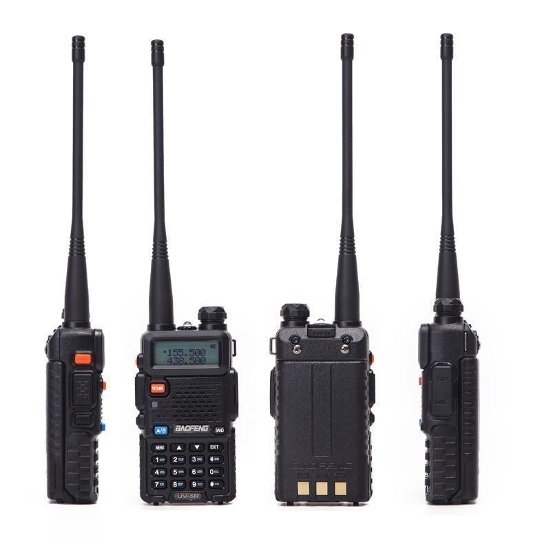 free shipping 2020 Latest best Walkie Talkie Two way radio Baofeng Handheld UV5R Ham Portable Radio