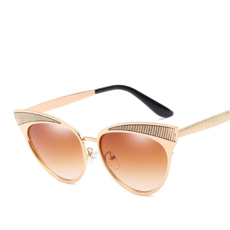 Солнце унисекс глаз женские оттенки солнцезащитные очки дизайнерская кадр матал кота старинные HD очки 2020 летние мужские TPBGS