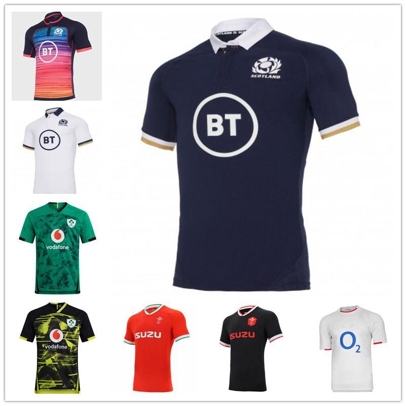 2021 İskoçya Galler İrlanda Rugby Formalar Gömlek Spor