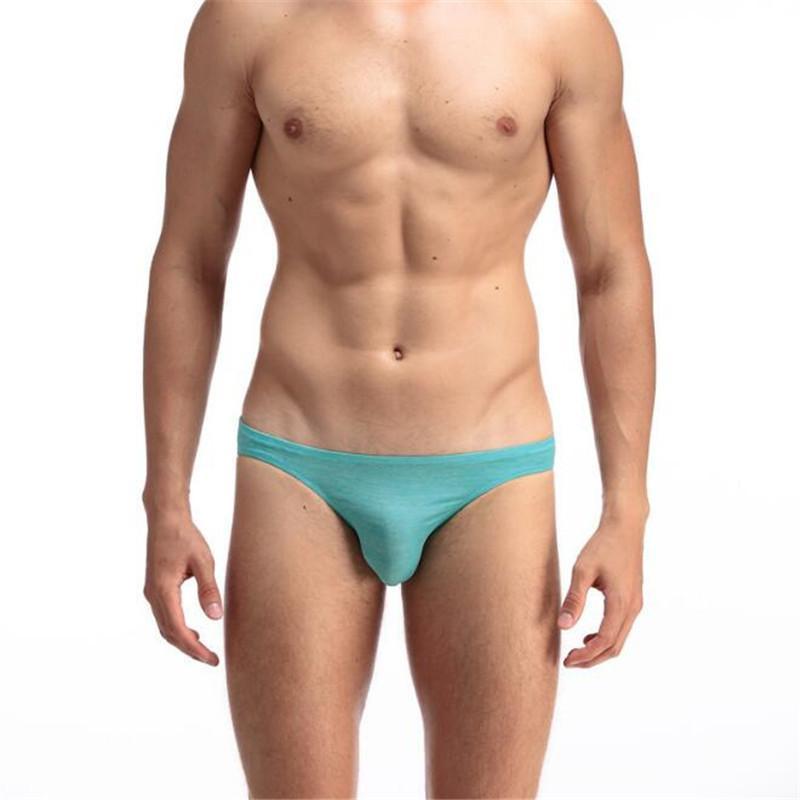 Мужское хлопковое нижнее белье, низкая талия сексуальная дышащая комфортное простое нижнее белье, мужские трусы нижнее белье