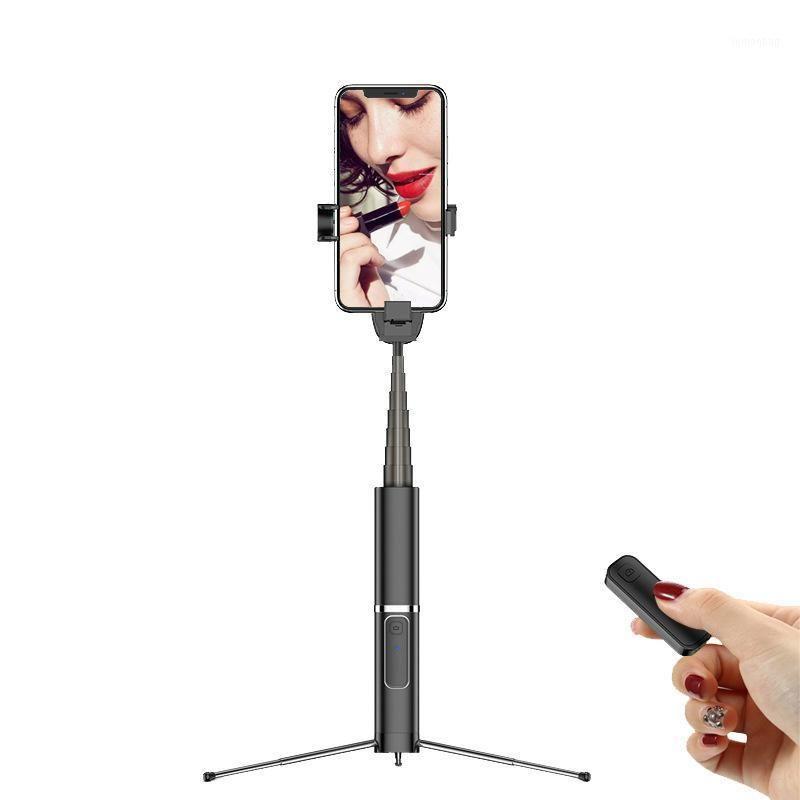 Новый Беспроводной Bluetooth Мобильный телефон 3 в 1 Удаленное управление Selfie Stick Интегрированный Скрытый Штриховый Мобильный телефон Брекета1