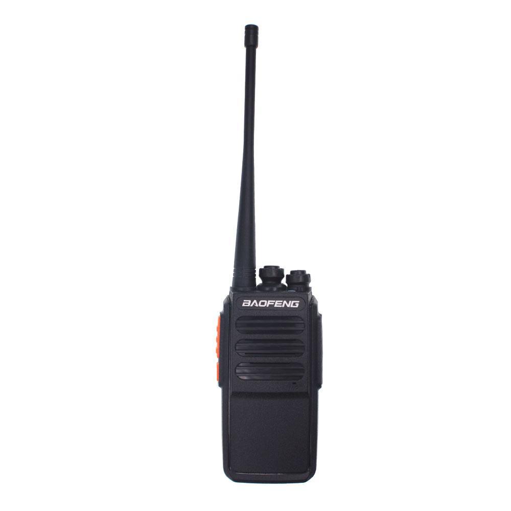 La estación de radio walkie talkie baofeng BF-C5plus 5W 400-470MHz PMR446 portátil baofeng jamón 1500mAh 16 canales