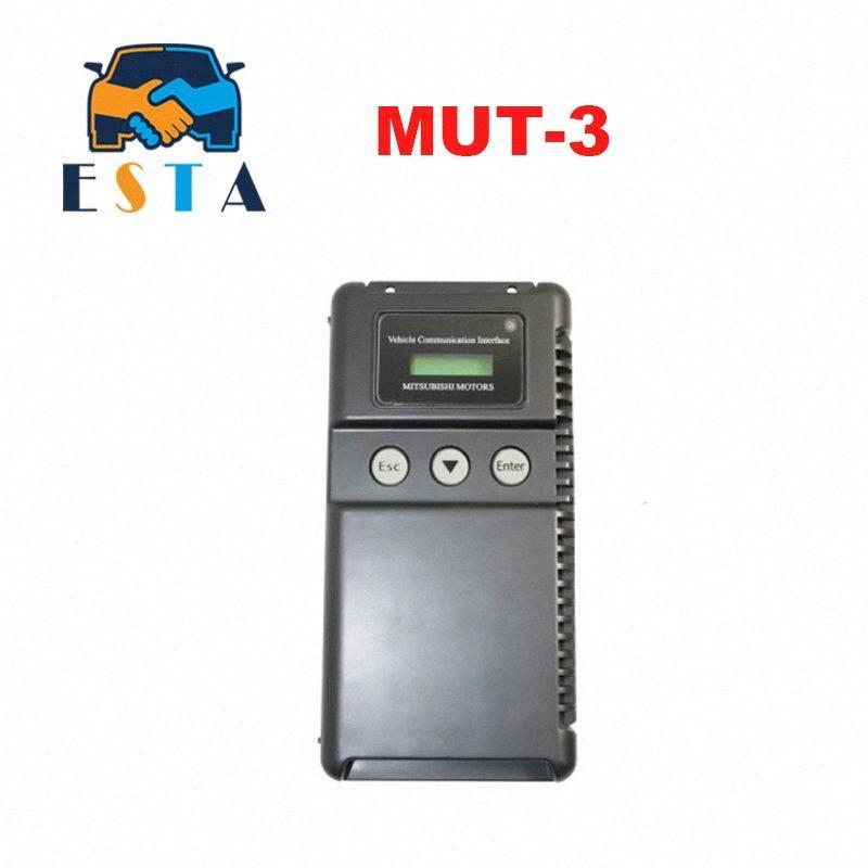 최고 등급 다중 언어 MUT3 지원 ECU 프로그래머 미쓰비시 MUT3 MUT 3 차와 트럭 진단 도구 DHL 무료 배송 tpnF 번호
