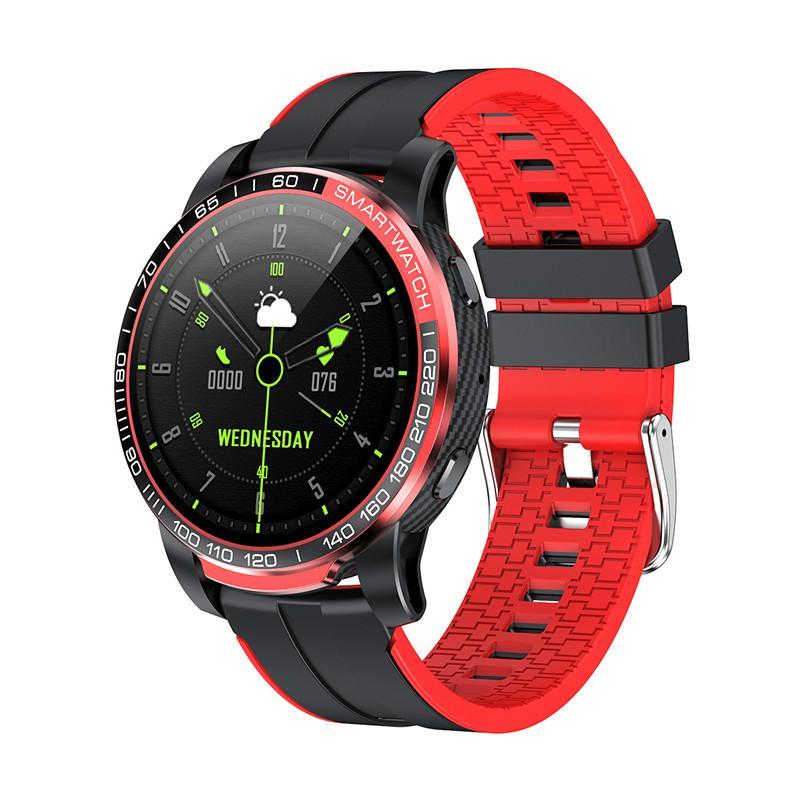 GW20 Wholesale Smart Watch Hombres Llamada Bluetooth Llamada de la tasa de escucha Tiempo 30 días STANDBY SPORT SMARTWATCH PARA LOS TELÉFONOS DE IOS de Android
