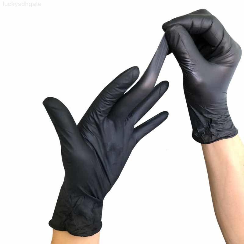 Factory55DnHigh Qualità Black Tattoo Black Monouso Prevenire il manutentore infezione batterica Universale per la famiglia Cleanis