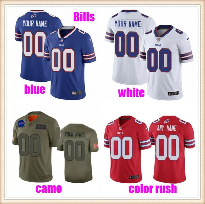 Пользовательские американские трикотажки футбола для мужских женских молодежь детей персонализированные аутентичные номера цвета спортивные новые футбольные джерси шить 4XL 5XL 6xL