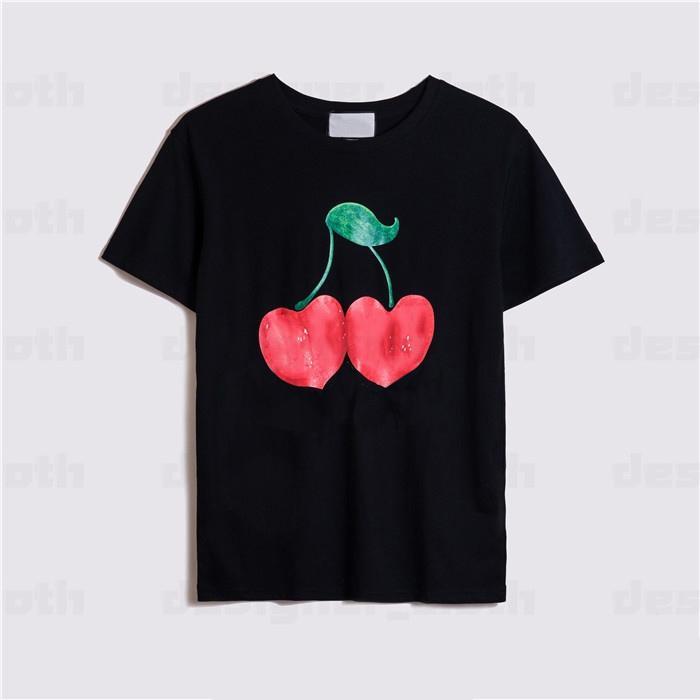 21SS 새로운 여성 망 디자이너 티셔츠 TShirts 패션 편지 인쇄 짧은 소매 레이디 티셔스 Luxe Womens 캐주얼 옷 2021 의류