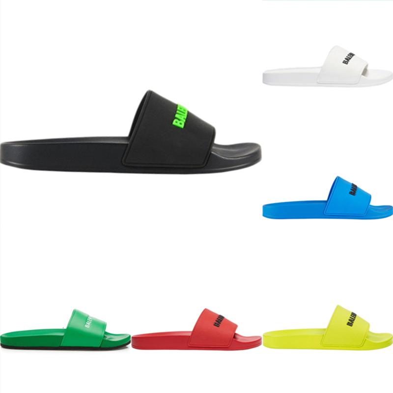 Slide 2020 Piscine Casual Outdoor Lovers Slipper Original Pool Leather Slides Buffer and Antiskid Sole Walking Beach Shoe