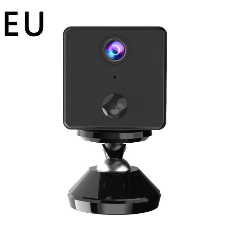 1080P 4G аккумуляторная батарея Мини-камера 4G IP-камера 2600 мАч Батарея WiFi Mini IR ночной наблюдение за безопасность