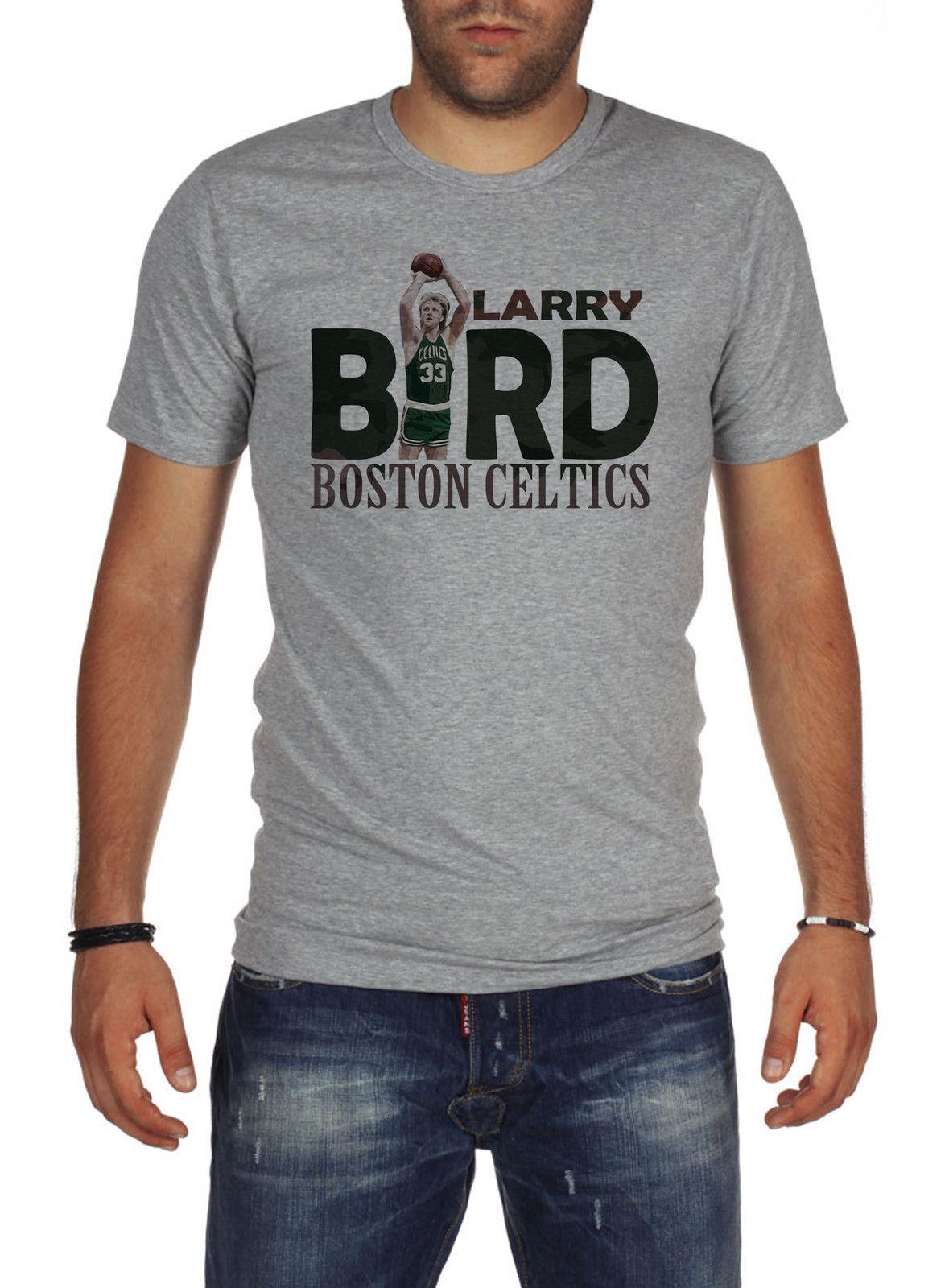 Basketballer Jersey Larry Bird The Legend M50 su ordine di buona qualità Top Design più venduti Sport Felpa con cappuccio T Shirt