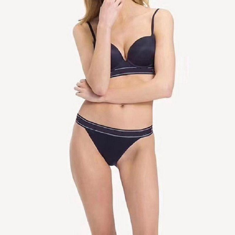 Nouveau soutien-gorge de coton pour dames Pure Coton confortable, à la mode, Sexy Sous-vêtements Set Push Up Bra Y200708