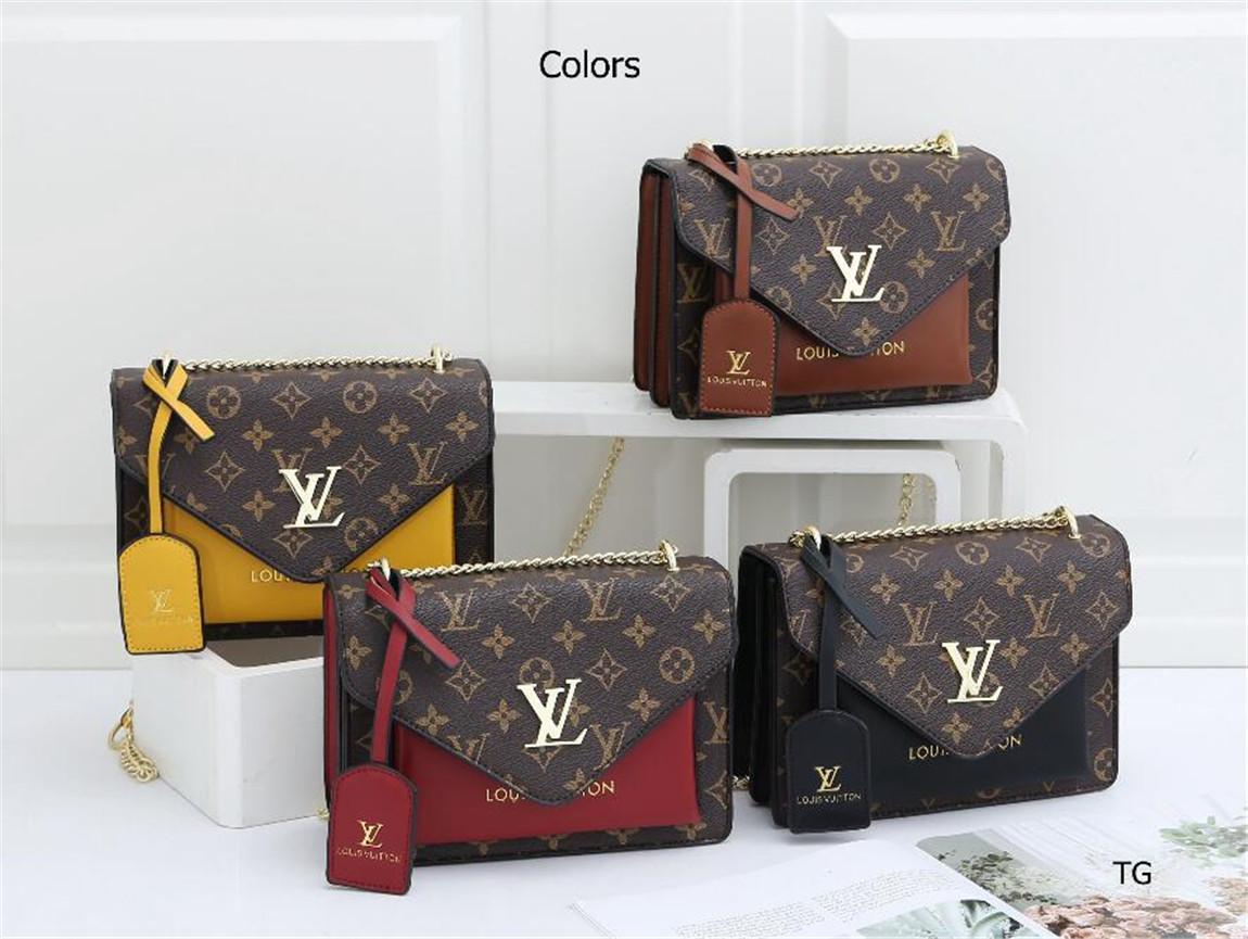 2021 sac chaud sacs à bandoulière en cuir véritable sacs à main mode sac à bandoulière sacs pour ordinateur portable femme d'affaires / 16