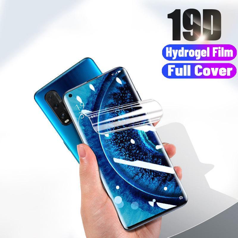 19D Full Cover Hydrogel-Film für Samsung Galaxy S10 Plus-S9 S8-Schirm-Schutz für Samsung-Anmerkung 10 Plus 8 9 Film nicht aus Glas