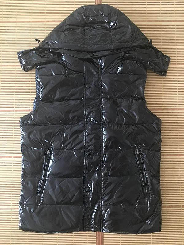 New Designer Men and women winter down vest Classic feather weskit jackets womens casual vests coat
