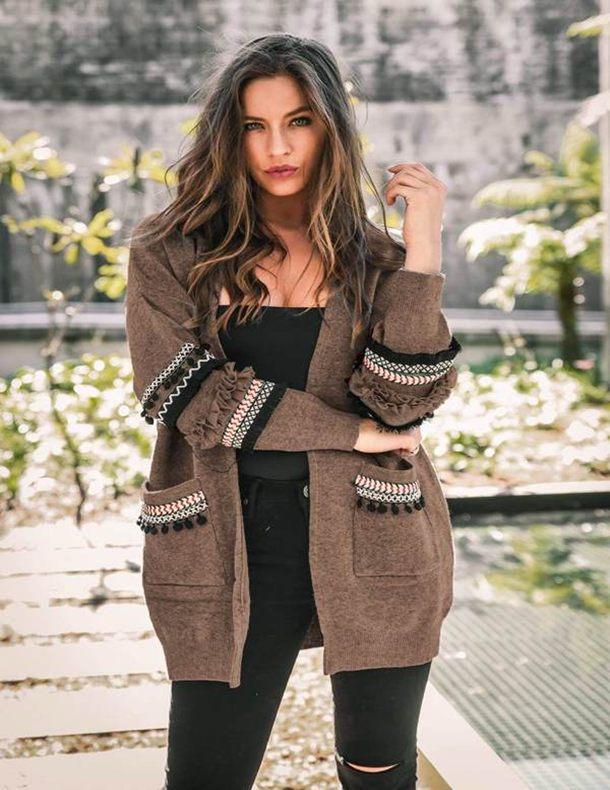 Мода-роскоши дизайнеры женские куртки женщины средняя и длинная осень / зима мода стиль свободных тонких женщин зимнее пальто