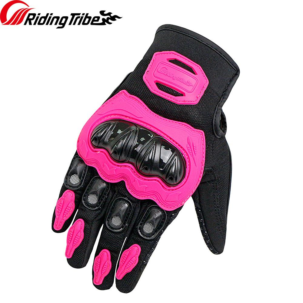 Women Motorcycle Riding Bike Cycling Car Driving Outdoor Hiking Hunting Training Gloves MCS-21