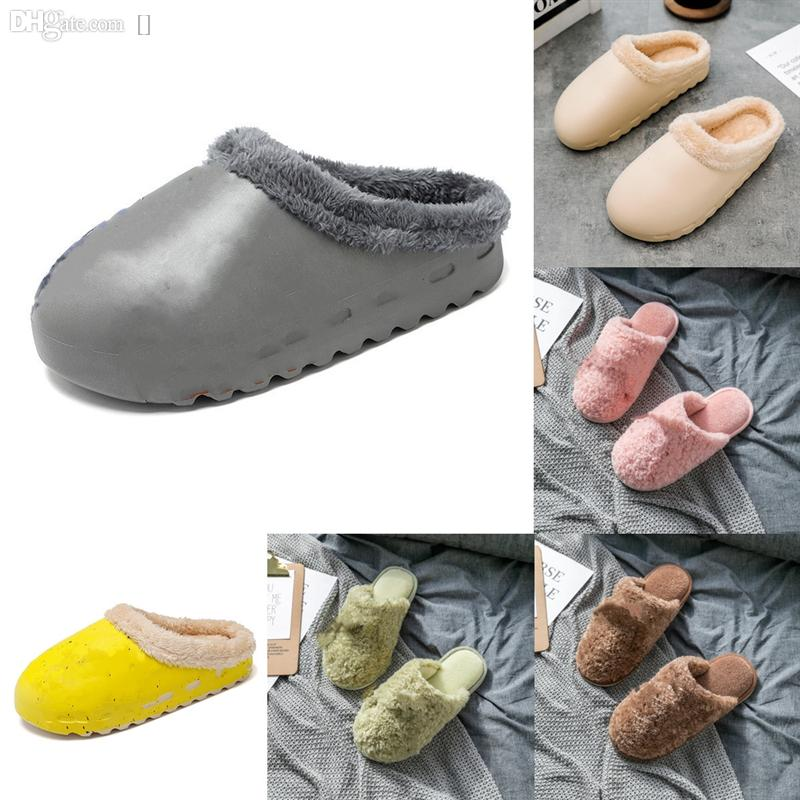 Studenti e pantofole RPLCF Designer femminile Designer Fashion Slipper Sandali estivi Nuovi Paillettes Grigio selvatiche Pantofole di alta qualità comodo