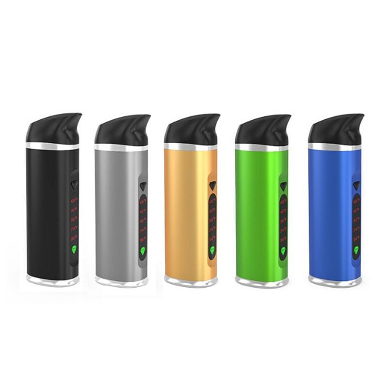 Imperador Pinguins 2.0 Versão Kit Vaporizador Herb Dab Caneta 2200mAh Controle de Temperatura Acessões de fumo