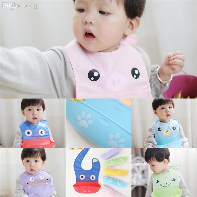 V6HH5 Peu Dherbe Baby Kleinkind Strumpfhosen Lätzchen Lätzchen Bandanas Burp Speichel infant Trianglelayer Wasserdichte Cartoons