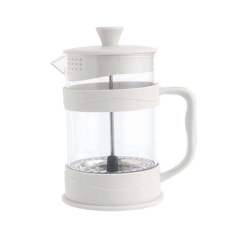 20201101 Imprensa Tipo Filtro Copo Manual Máquina de Café Tipo Filtro de Chá de vidro