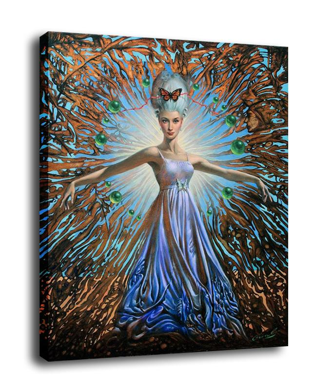 Art Oil Painting Print On Canvas Modern Wall Art Modular Wall Pictures For Living Room Deco 2719