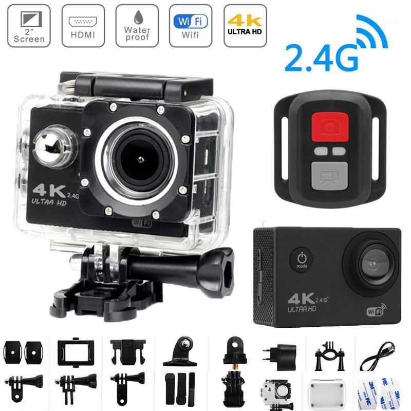 H9R Action Camera Ultra HD 4K WiFi Remote Control Sports Video Recording Camcorder DVR Go Waterproof Pro Sports DV Helmet Camera1