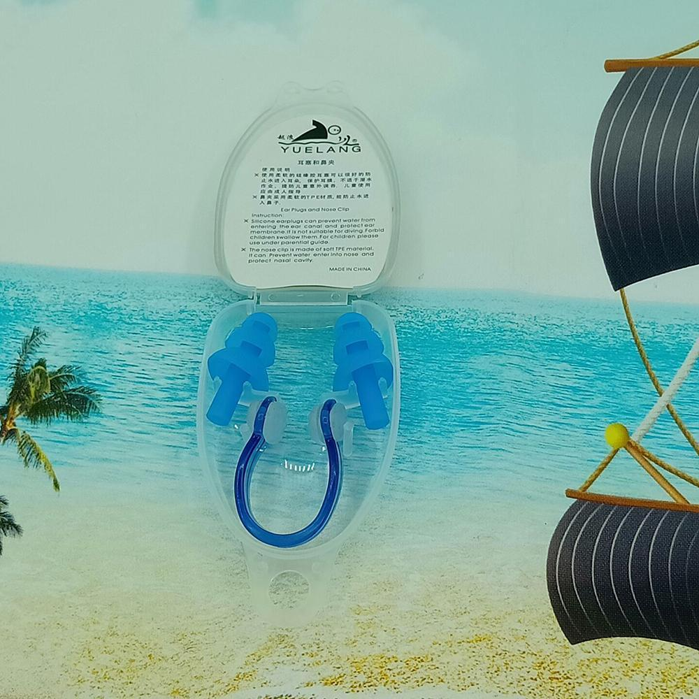 4 1 Paar weiche schwimme ohrstecker umwelt silikon wasserdicht staubdichte ohrstöpsel tauchen wasser sport byzpu