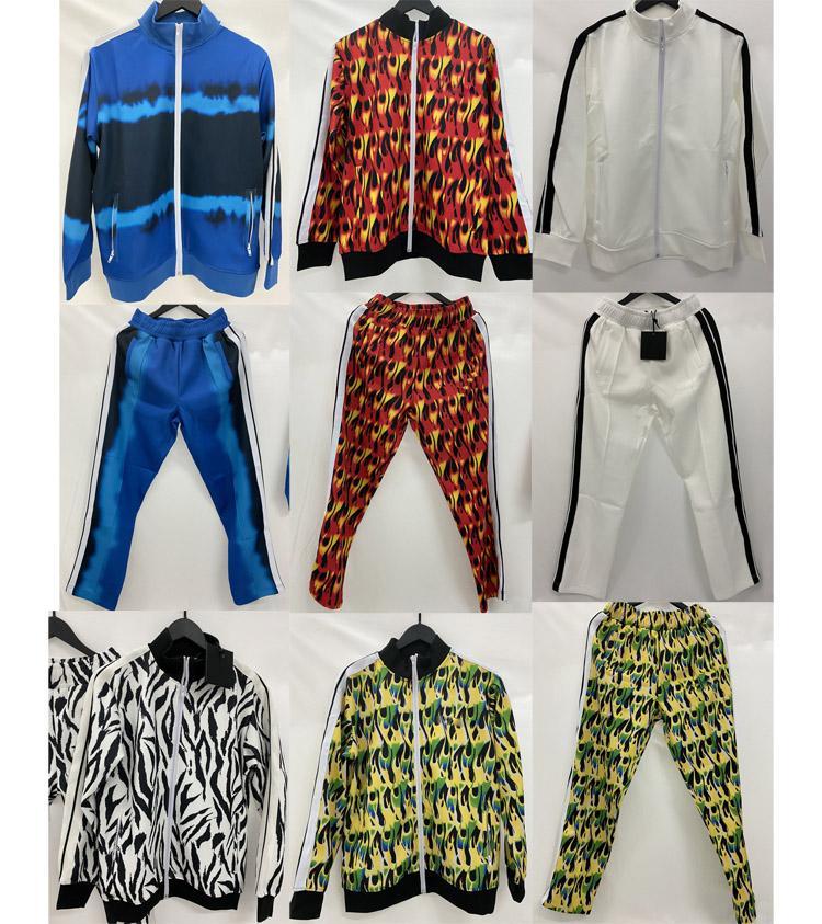 Man designer vestiti 2020 mens tuta uomini giacca con cappuccio incappucciati o pantaloni maschile abbigliamento PA Sport Felpe Tute Euro formato S-XL