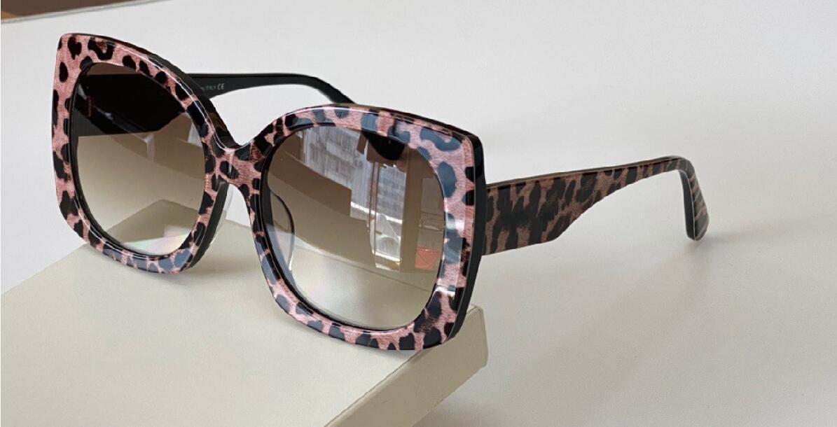 2021 جديد أعلى جودة 4385 رجل نظارات الرجال نظارات الشمس مزاجه النساء النظارات الشمسية نمط الأزياء يحمي العينين مع القضية