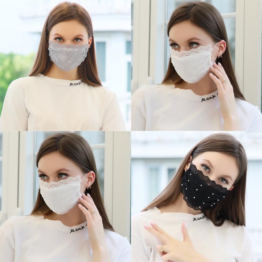 Печать Cartoon маска Ice Шелкового пыле Prective Рот Обложка моющейся Открытая маски для взрослых Женщина Мужчины # 454