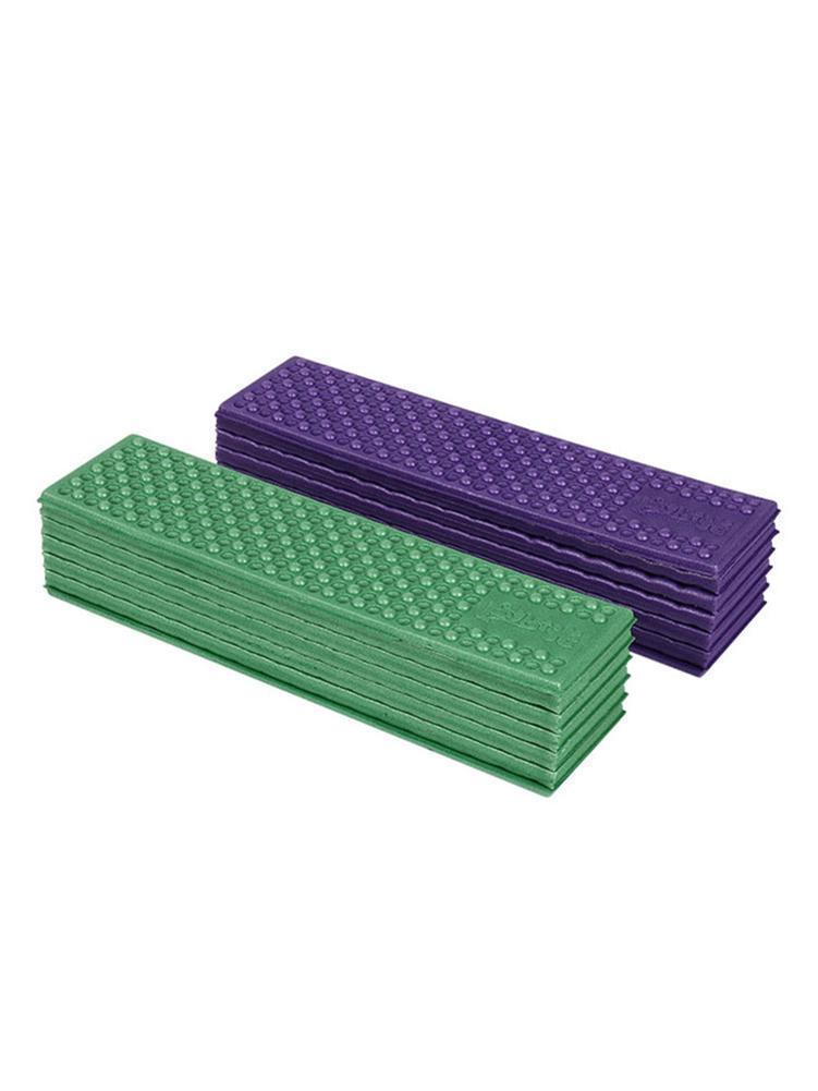 Dormir Pad prova de umidade ultraleves espuma dobrável Mat Colchão Para Outdoor Camping Mochila 180 * 60 * 1 centímetro