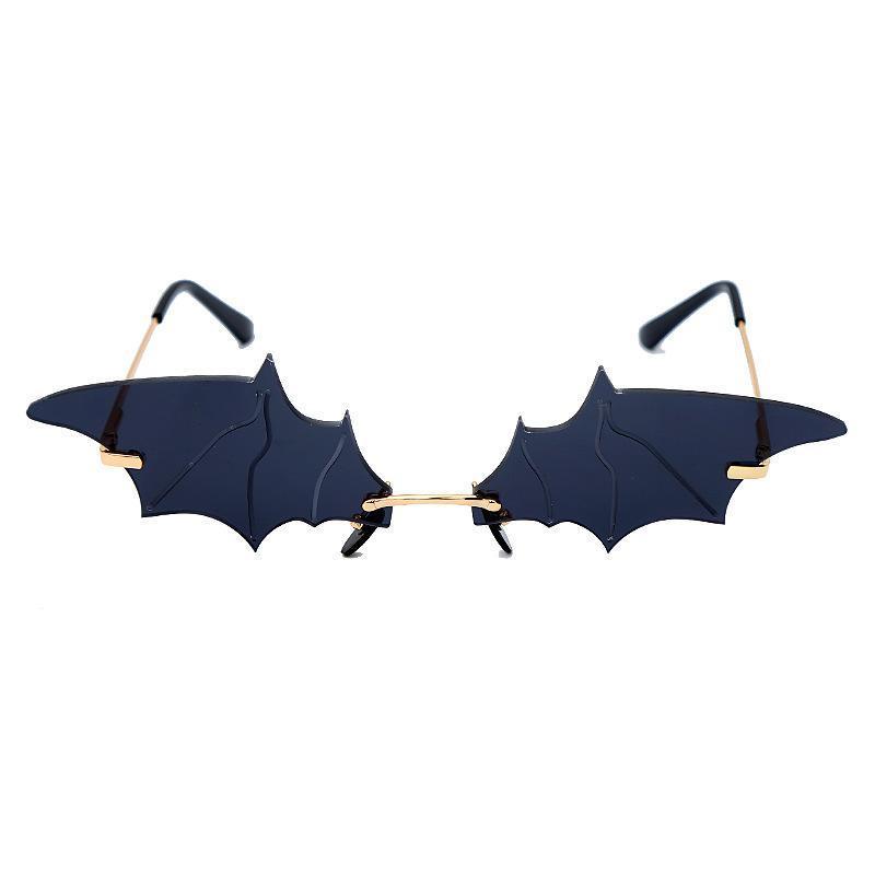 Kadınlar Vintage Bat De Erkekler 2020 Moda Vintage Güneş Gözlüğü Lüks Shades Gafas Gözlük Şekilli Güneş Gözlükleri Sol Hombre / Mujer RXSQQ
