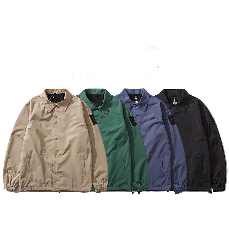 2020 dos homens do vestuário Coats Jackets Mens Pilot Bomber Jacket Hip Masculino Beisebol Moda Brasão Hop Streetwear Coats Men Slim Fit Marca roupa