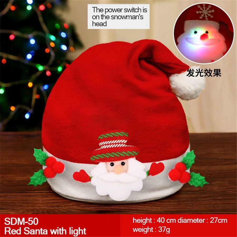Плед Рождество Hat Plaid Вязаной Pom-Pom Beanie Cap Xmas Bufflao плед Шляпа Мода зима теплого Вязание шапка украшение DHA1126 # 319