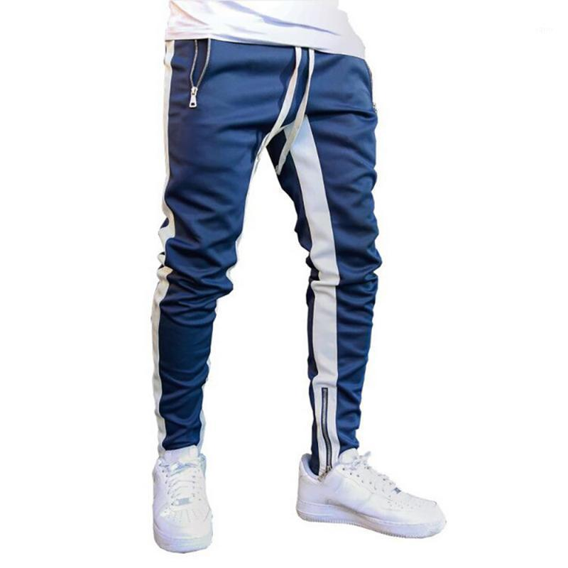Joggers para hombre Pantalones Casuales Menajes Fitness Hombres Sportswear Thacksuit Fondos Skinny Sketpants Pantalones Gimnasios Negros Jogger Track Pants1