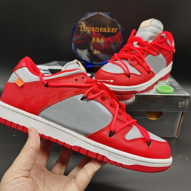 En Kaliteli Dunks Düşük Adam Koşu Ayakkabıları Üniversitesi Kırmızı Kadın Sneaker Üniversitesi Altın Midnight Donanma Çam Yeşil ABD 5.5-11 CT0856-600
