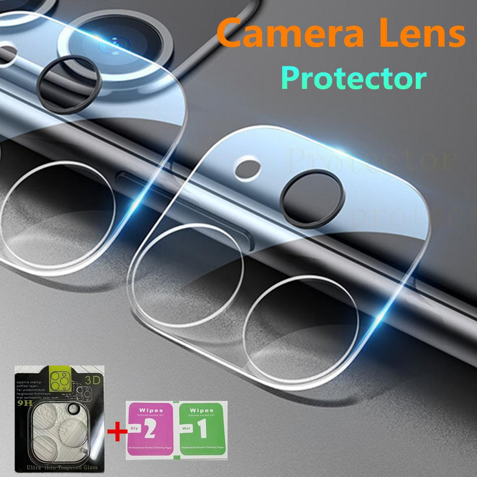 Camera Lens Tempered Glass For iPhone 12 Pro Max Camera Glass Screen Protector For iPhone 11 Pro 12 Max Camera Lens Film