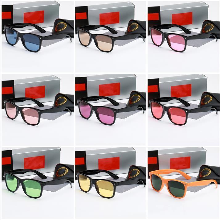 Девять цветов моды океана солнцезащитные очки для мужчин и женщин роскоши дизайн классические высококачественные HD поляризованные линзы вождения открытый солнцезащитные очки 2140